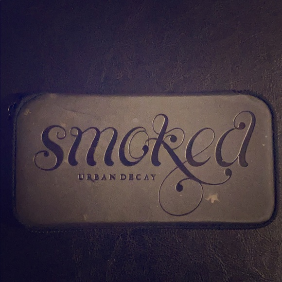 Urban Decay Other - Smoked Urban Decay Palette